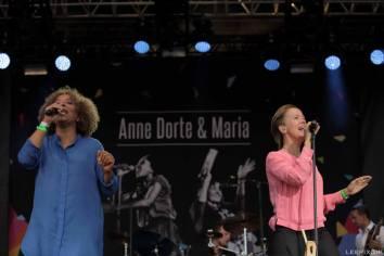 Anne Dorte og Maria på Langeland